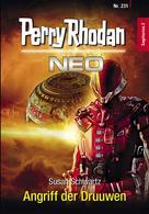 Susan Schwartz: Perry Rhodan Neo 231: Angriff der Druuwen ★★★★