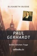 Elisabeth Budde: Paul Gerhardt