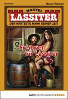Jack Slade: Lassiter - Folge 2331 ★★★★★
