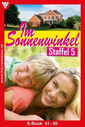 Im Sonnenwinkel Staffel 5 – Familienroman