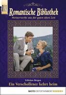 Felizitas Bergen: Romantische Bibliothek - Folge 49 ★★★