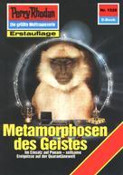 Marianne Sydow: Perry Rhodan 1528: Metamorphosen des Geistes ★★★★