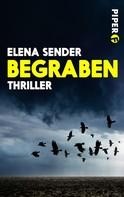 Elena Sender: Begraben ★★★★