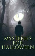 Daniel Defoe: Mysteries for Halloween