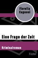 Fiorella Cagnoni: Eine Frage der Zeit ★★★★