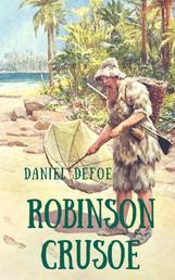 Robinson Crusoe - Neue deutsche Rechtschreibung