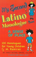 Marco Ramirez: My Second Latino Monologue Book