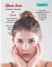 Blende Sechs Ausgabe 1 - Ionis Mordaß - Model und Technik stellen sich vor