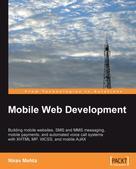 Nirav Mehta: Mobile Web Development
