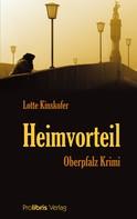 Lotte Kinskofer: Heimvorteil ★★★