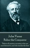Jules Verne: Robur the Conqueror