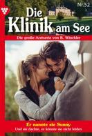 Britta Winckler: Die Klinik am See 52 – Arztroman