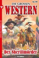 U. H. Wilken: Die großen Western 191 ★★
