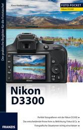 Foto Pocket Nikon D3300 - Der praktische Begleiter für die Fototasche!