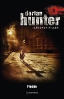 Ernst Vlcek: Dorian Hunter 2 - Freaks ★★★★