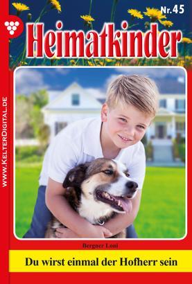 Heimatkinder 45 – Heimatroman