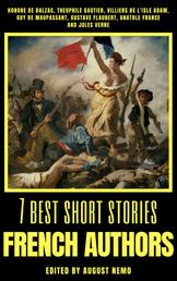 7 best short stories - French Authors