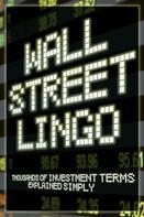 Nora Peterson: Wall Street Lingo