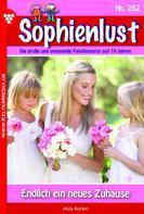 Bettina Clausen: Sophienlust 262 – Familienroman ★★★★★