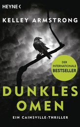 Dunkles Omen – Ein Cainsville-Thriller - Roman