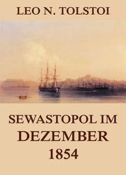 Sewastopol im Dezember 1854