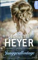 Georgette Heyer: Junggesellentage ★★★★