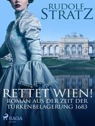 Rudolf Stratz: Rettet Wien! Roman aus der Zeit der Türkenbelagerung 1683