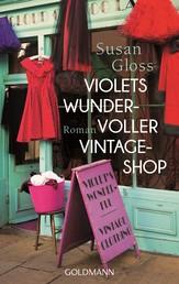 Violets wundervoller Vintage-Shop - Roman