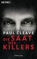 Paul Cleave: Die Saat des Killers ★★★★