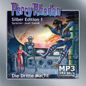 "Perry Rhodan Silber Edition 01: Die Dritte Macht - Remastered - Perry Rhodan-Zyklus ""Die Dritte Macht"""