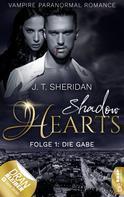 J.T. Sheridan: Shadow Hearts - Folge 1: Die Gabe ★★★★
