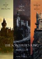Morgan Rice: Sorcerer's Ring Bundle (Books 1 ,2, and 3) ★★★★