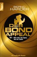 Bernd Harder: Der Bond-Appeal ★★★
