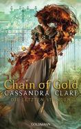 Cassandra Clare: Chain of Gold ★★★★
