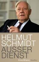 Helmut Schmidt: Außer Dienst ★★★★