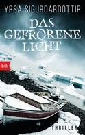 Yrsa Sigurdardóttir: Das gefrorene Licht ★★★★