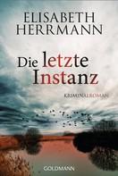 Elisabeth Herrmann: Die letzte Instanz ★★★★