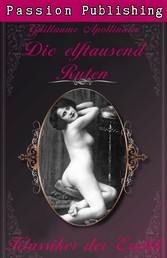 Klassiker der Erotik 10: Die elftausend Ruten