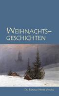 Ronald Henss: Weihnachtsgeschichten ★★★★