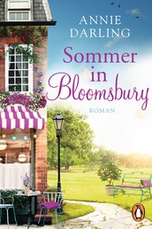 Sommer in Bloomsbury - Roman