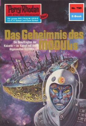 Perry Rhodan 790: Das Geheimnis des Moduls