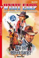 William Mark: Wyatt Earp 214 – Western