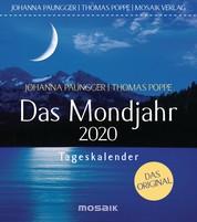 Das Mondjahr 2020 - Tageskalender - Das Original