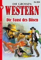 Joe Juhnke: Die großen Western 224