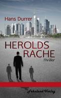 Hans Durrer: Herolds Rache