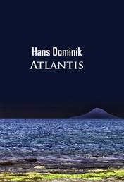 Atlantis - klassischer Science Fiction-Roman
