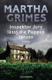 Inspektor Jury lässt die Puppen tanzen - Ein Inspektor-Jury-Roman 21