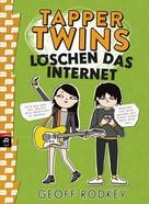 Geoff Rodkey: Tapper Twins - Löschen das Internet ★★★★★