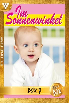 Im Sonnenwinkel Jubiläumsbox 7 – Familienroman