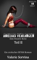 Valerie Sorvina: Amelias Verlangen ★★★★